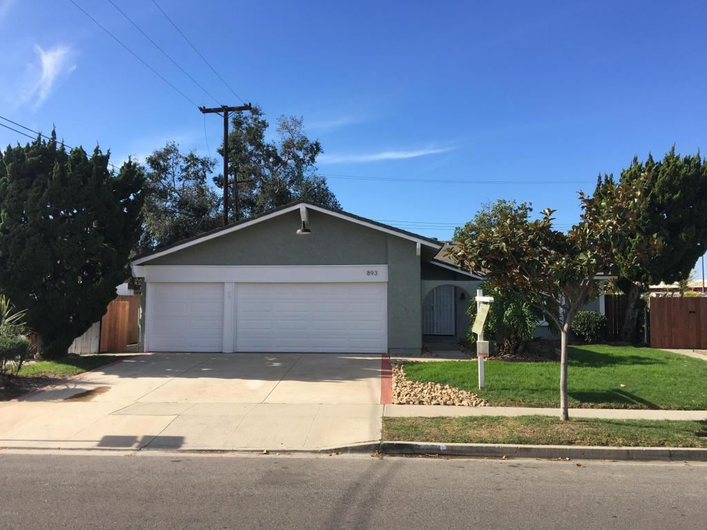 Photo for 893 BRENTLY Avenue, Camarillo, CA 93010 (MLS # 217014219)