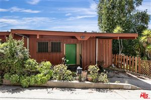 Photo of 8722 SKYLINE Drive, Los Angeles , CA 90046 (MLS # 18334220)