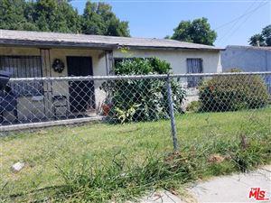 Photo of 847 West CEDAR Street, Compton, CA 90220 (MLS # 19490222)