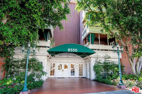 Photo of 8550 HOLLOWAY Drive #104, West Hollywood, CA 90069 (MLS # 20561222)