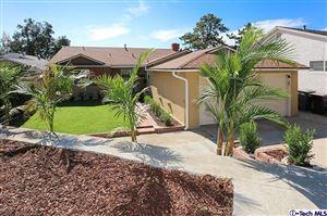 Photo of 3704 EL MORENO Street, Glendale, CA 91214 (MLS # 319000222)