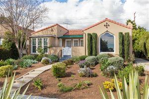 Photo of 2243 East VILLA Street, Pasadena, CA 91107 (MLS # 818001222)