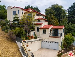 Photo of 819 ONEONTA Drive, Los Angeles , CA 90065 (MLS # 19475224)
