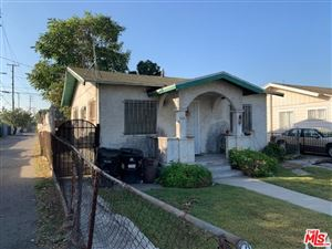 Photo of 244 East 90TH Street, Los Angeles , CA 90003 (MLS # 19523224)