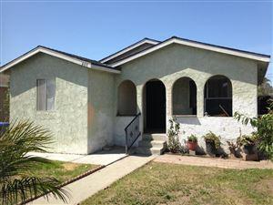 Photo of 409 North BONITA Avenue, Oxnard, CA 93030 (MLS # 218004224)
