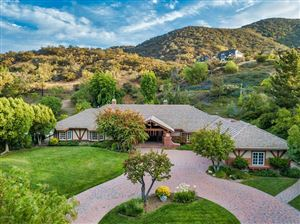Photo of 29338 WAGON Road, Agoura Hills, CA 91301 (MLS # 218009225)