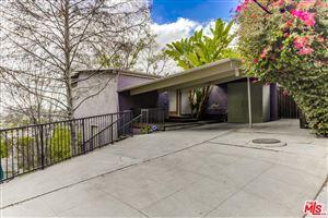Photo of 3969 CLAYTON Avenue, Los Angeles , CA 90027 (MLS # 18309226)