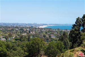 Photo of 16606 MERRIVALE Lane, Pacific Palisades, CA 90272 (MLS # 18346226)