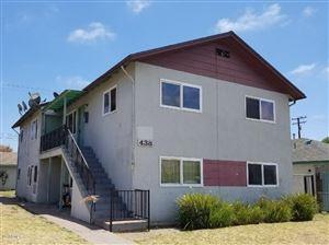 Photo of 438 North G Street #3, Oxnard, CA 93030 (MLS # 218010226)