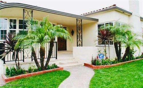 Photo of 4025 South BRONSON Avenue, Los Angeles , CA 90008 (MLS # 820000226)