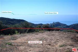 Photo of Malibu, CA 90265 (MLS # 18320228)