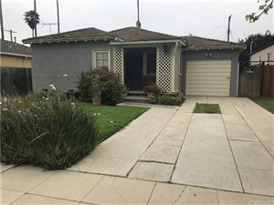 Photo of 2557 TILDEN Avenue, Los Angeles , CA 90064 (MLS # SR18087228)