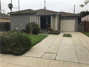 Photo of 2557 TILDEN Avenue, Los Angeles , CA 90064 (MLS # SR18087228)