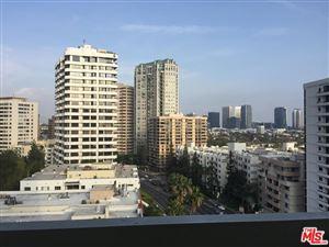 Photo of 10701 WILSHIRE #1003, Los Angeles , CA 90024 (MLS # 18345230)