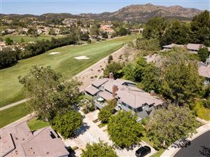 Photo of 4671 CLUB VIEW Drive, Westlake Village, CA 91362 (MLS # 218004230)