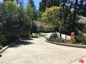 Photo of 15934 ALCIMA Avenue, Pacific Palisades, CA 90272 (MLS # 18328232)