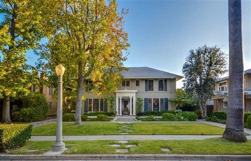 Photo of 326 CONGRESS Place, Pasadena, CA 91105 (MLS # 820000232)