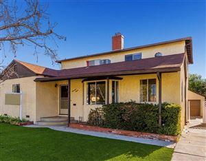Photo of 1720 North CALIFORNIA Street, Burbank, CA 91505 (MLS # 318001233)