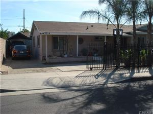 Photo of 13714 PAXTON, Pacoima, CA 91331 (MLS # SR18019234)
