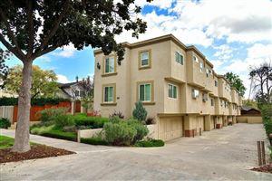 Photo of 802 MAGNOLIA Avenue #4, Pasadena, CA 91106 (MLS # 818001236)