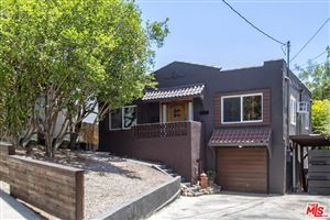 Photo of 4508 MONT EAGLE Place, Los Angeles , CA 90041 (MLS # 18353238)