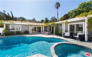 Photo of 8251 SKYLINE Drive, Los Angeles , CA 90046 (MLS # 18390238)