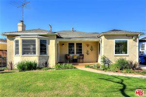 Photo of 10921 PICKFORD Way, Culver City, CA 90230 (MLS # 19434238)