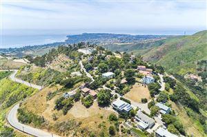 Photo of 4315 OCEAN VIEW Drive, Malibu, CA 90265 (MLS # 219007238)