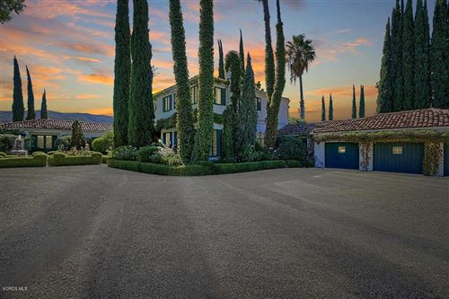 Photo of 283 CARNE Road, Ojai, CA 93023 (MLS # 220000238)