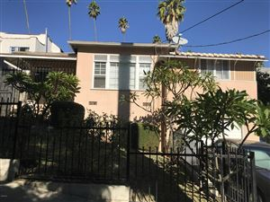 Photo of 1411 GOLDEN GATE Avenue, Los Angeles , CA 90026 (MLS # 218014239)