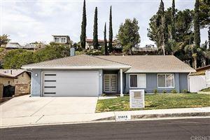 Photo of 11615 BAIRD Avenue, PORTER RANCH, CA 91326 (MLS # SR18060239)