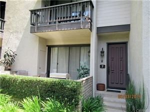 Photo of 5757 OWENSMOUTH Avenue #7, Woodland Hills, CA 91367 (MLS # SR19135239)