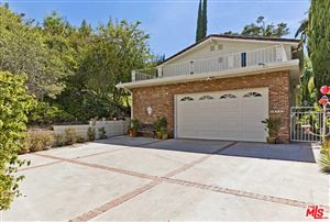 Photo of 16142 BAYBERRY Place, Sherman Oaks, CA 91403 (MLS # 19454240)