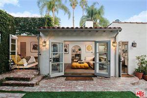 Photo of 1133 CORY Avenue, Los Angeles , CA 90069 (MLS # 19477240)