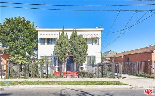 Photo of 1013 East 48TH Street, Los Angeles , CA 90011 (MLS # 20545240)