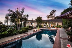 Photo of 29706 BADEN Place, Malibu, CA 90265 (MLS # 18336242)