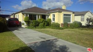 Photo of 1839 South CRESCENT HEIGHTS, Los Angeles , CA 90035 (MLS # 18348242)