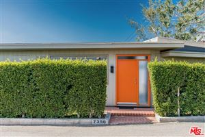 Photo of 7356 PYRAMID Place, Los Angeles , CA 90046 (MLS # 18407242)