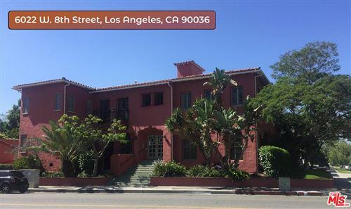 Photo of 6022 West 8TH Street, Los Angeles , CA 90036 (MLS # 19511242)