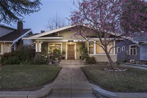 Photo of 1648 North LOS ROBLES N Avenue, Pasadena, CA 91104 (MLS # 818001242)