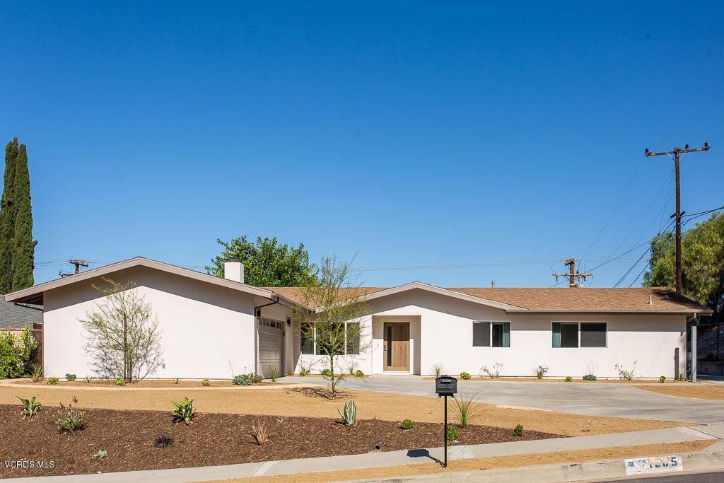 Photo for 1065 FALMOUTH Street, Thousand Oaks, CA 91362 (MLS # 219010243)