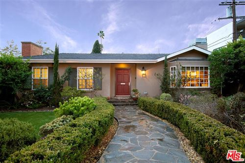Photo of 820 HARVARD Street, Santa Monica, CA 90403 (MLS # 19532244)