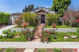 Photo of 1607 MARINE Street, Santa Monica, CA 90405 (MLS # 18337246)