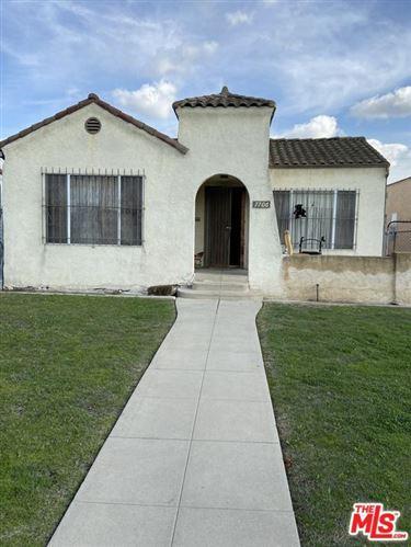 Photo of 7706 South HOBART, Los Angeles , CA 90047 (MLS # 20545246)