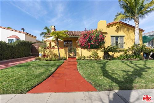 Photo of 1649 STEARNS Drive, Los Angeles , CA 90035 (MLS # 20557248)