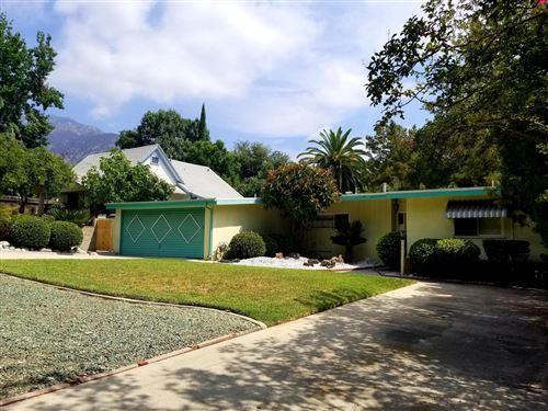 Photo of 2768 SANTA ROSA Avenue, Altadena, CA 91001 (MLS # 819004248)