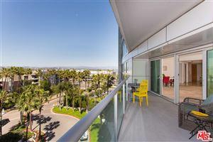Photo of 13600 MARINA POINTE Drive #702, Marina Del Rey, CA 90292 (MLS # 18331250)