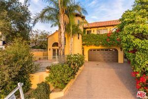 Photo of 4366 HILLVIEW Drive, Malibu, CA 90265 (MLS # 18415250)