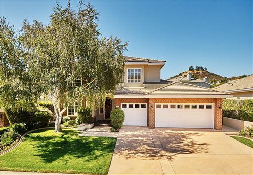 Photo of 1761 SANDCROFT Street, Lake Sherwood, CA 91361 (MLS # 219012250)