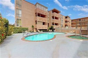 Photo of 5454 ZELZAH Avenue #109, Encino, CA 91316 (MLS # SR19134250)